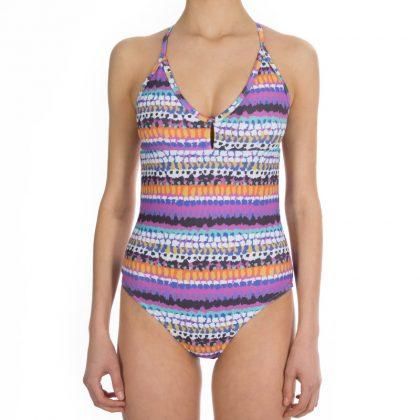 seaside suit rainbow front