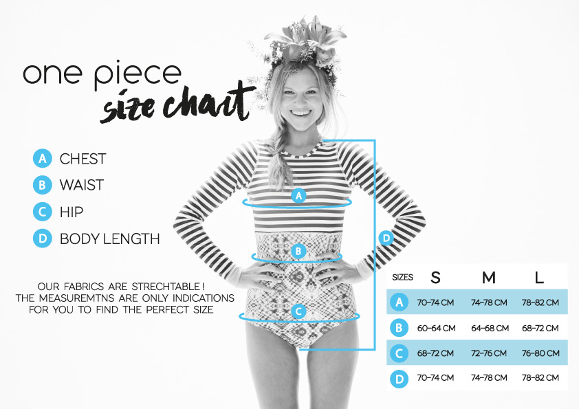 size-chart-one-piece